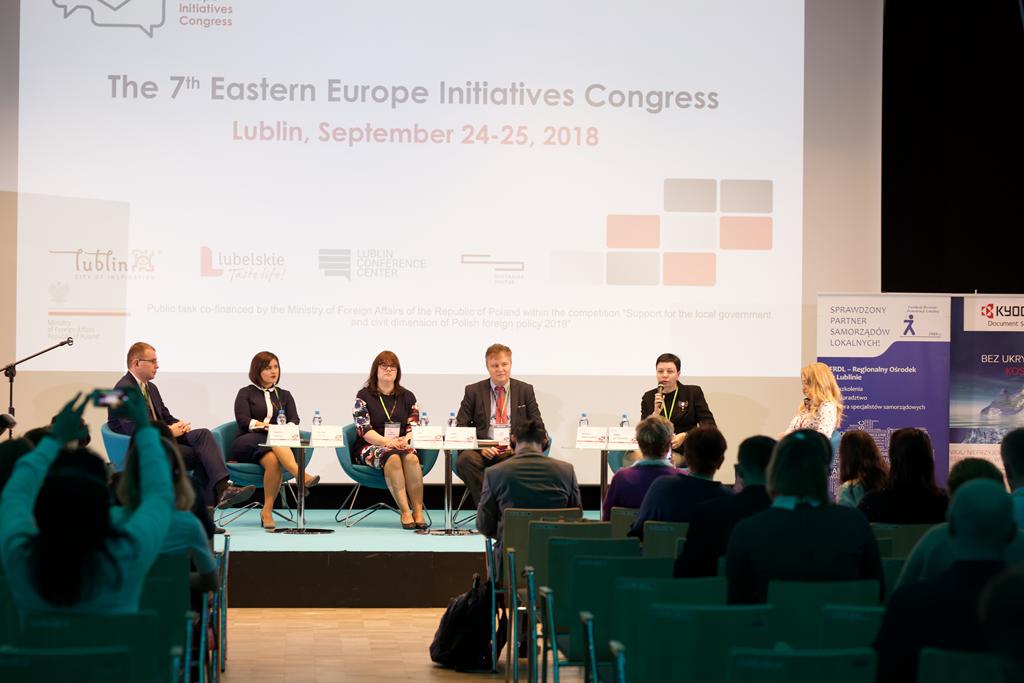 VIII Kongres Inicjatyw Europy Wschodniej